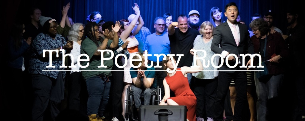 The Poetry Room Banner
